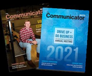 NHTC Communicator Magazines