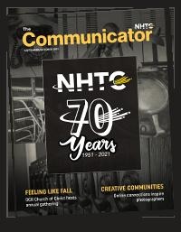 September/October 21 Communicator