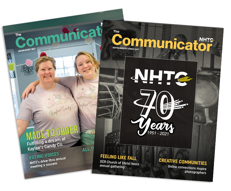 September/October Communicator Covers